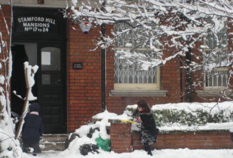 snow-girl