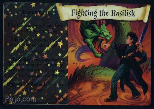 FightingtheBasiliskFoil