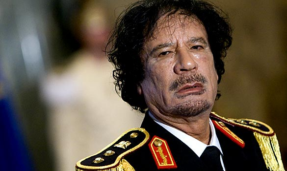 Libyan Opposition: Gaddafi Will Be Arrested within Hours gaddafi